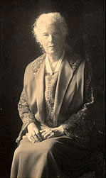 Mrs. Crosby Adams (1858 - 1951)
