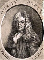Thomas D'Urfey (1653 - 1723)
