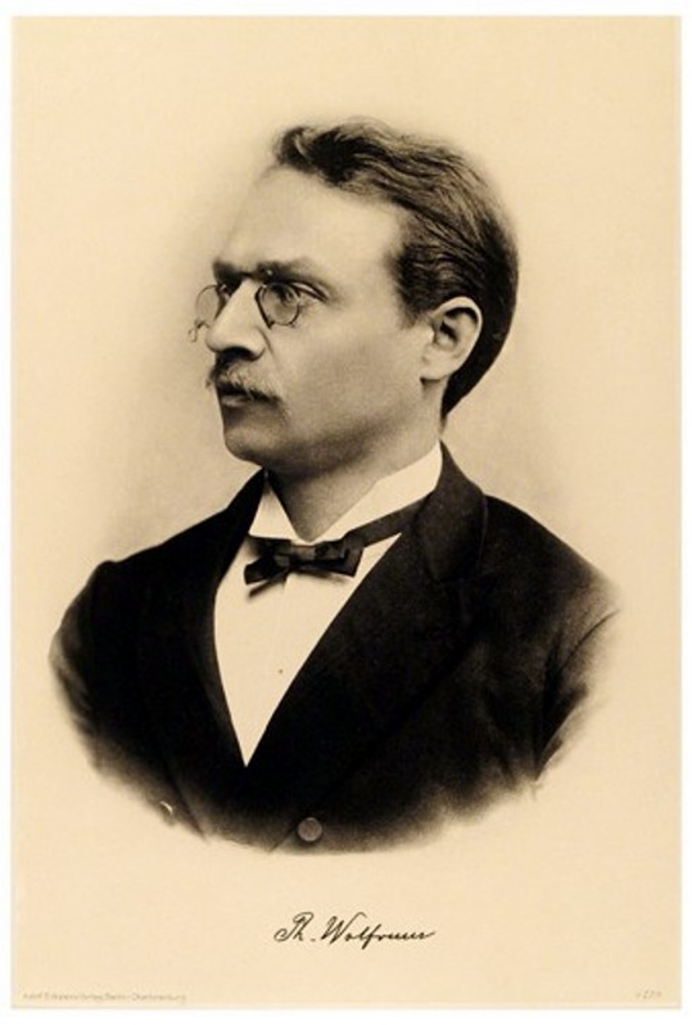 Philipp Wolfrum (1854-1919)