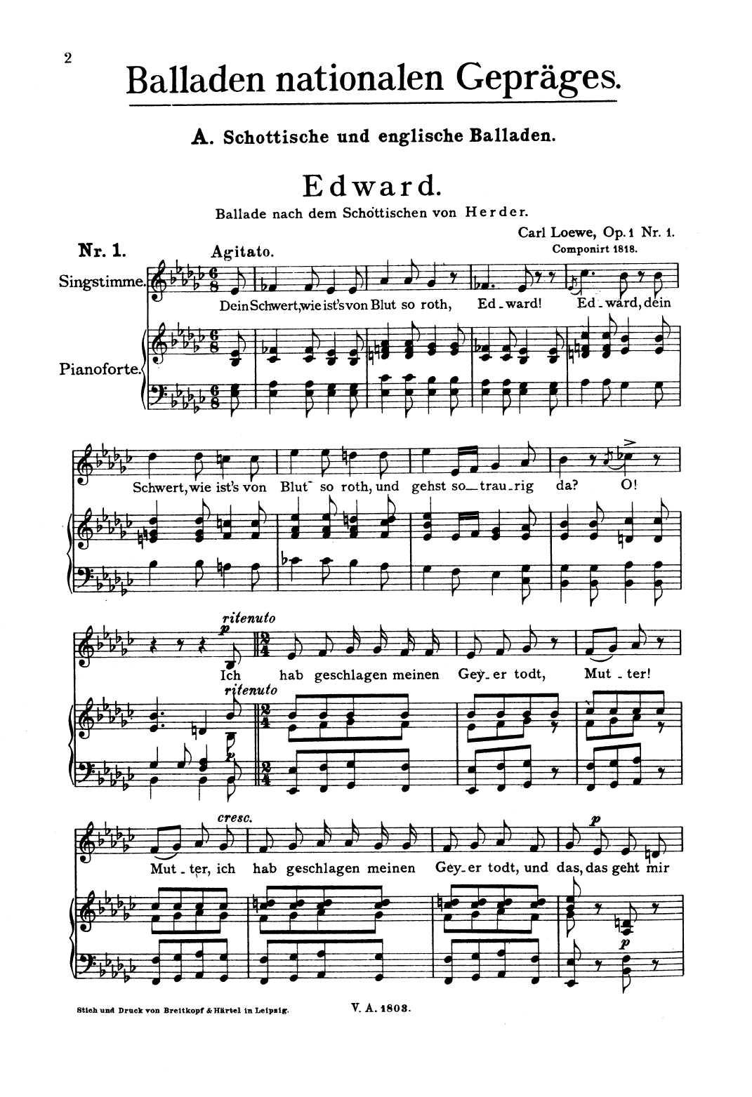 Loewe, Edward