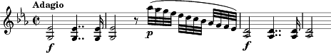 \relative c' {