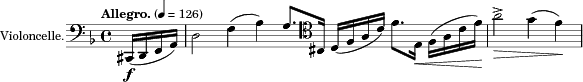 \relative c,