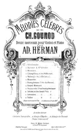 Gounod Herman collectioncov.jpg