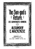 TN-ACMackenzie The Sun-God's Return, Op.69.png