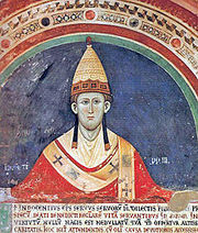 Innocent III Pope (1160 - 1216)