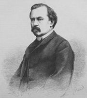 Alfred Meissner (1822 - 1885)