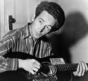 Woody Guthrie (1912 - 1967)