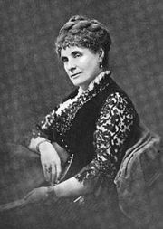 Louise Chandler Moulton (1835 - 1908)