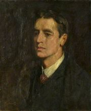Colin McAlpin by Richard Jack (1907) (from Leicester Arts and Museums Service, BBC Your Paintings website)