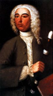 William Babell (1688 - 1723)