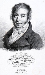 Charles-Simon Catel (1773 - 1830)