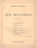 TN-Cover Page from Poulenc 6 Mélodies.jpg