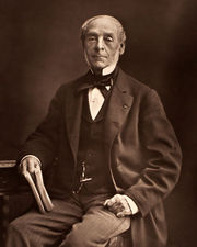 Photograph of Ernest Legouvé (1807–1903), by Nadar, ca.1875