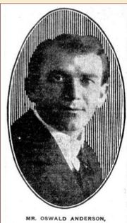 Oswald Anderson (1885 - 1944)