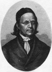 Christian Gottlob Barth (1799 - 1862)