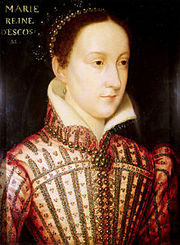 Mary Stuart (Queen of Scots) (1542 - 1587)