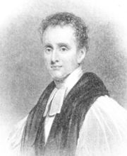 Reginald Heber (1783 - 1826)