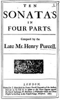 Purcell ten sonatas 1st ed cov.jpg