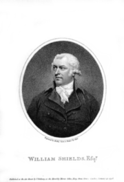 William Shield (1748-1829)