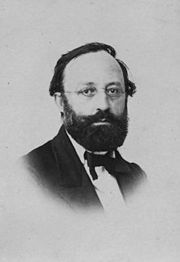 Gottfried Keller (writer) (1819 - 1890)