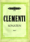 Clement - Piano Sonatas - Peters - Cover.jpg