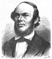Marcus Jacob Monrad (1816 - 1897)