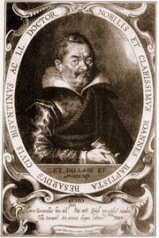 Jean-Baptiste Besard (ca.1567-after 1617)