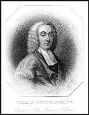 Philip Doddridge (1702 - 1751)
