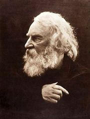 Picture of Henry Wadsworth Longfellow, 1868