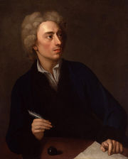 Portrait of Alexander Pope (1688–1744)