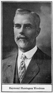 R. Huntington Woodman (1861-1943)