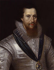 Robert Devereux Essex (1565 - 1601)