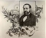 Francisco Asenjo Barbieri (1832 - 1894)