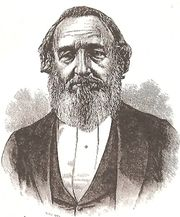 William Hauser (1812 - 1880)