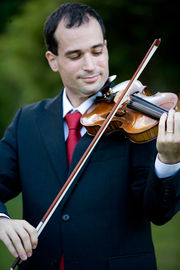 Zoltan Paulinyi, violinist and composer.
