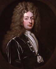 William Congreve (1670 - 1729)