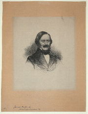 James Bellak (ca.1814–ca.1890s?), image from NYPL Joseph Muller Collection of Music and Other Portraits