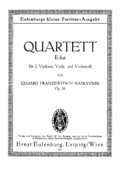 TN-ENapravnik String Quartet No.1, Op.16.png