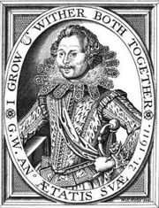 George Wither (1588 - 1667)