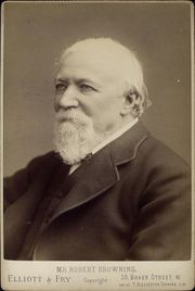 Robert Browning (1812-1889)