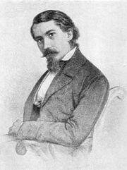 Richard Georg Spiller von Hauenschild (1825 - 1855)