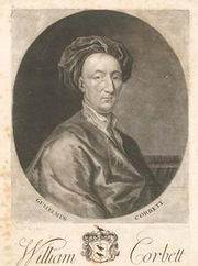 William Corbett (1680 - 1748)