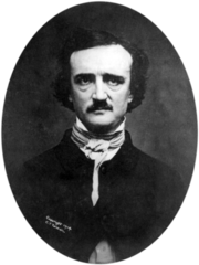 Daguerrotype of Edgar Allan Poe, 1848