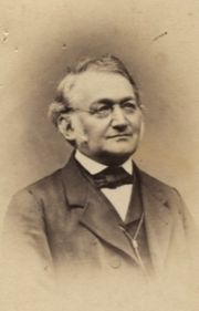 Wilhelm Greef (1809 - 1875)