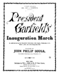 TN-JPSousa President Garfield's Inauguration March, Op.131.png