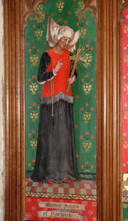 Julian of Norwich (ca.1342 - ca.1416)