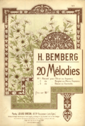 Bemberg Melodies cover.png