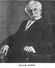William Winter (1836 - 1917)