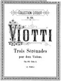 Viotti Three Serenades Op23 2 cov.jpg