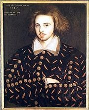 Christopher Marlowe (? - 1593)